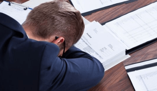 Are your personal finance woes affecting your job?